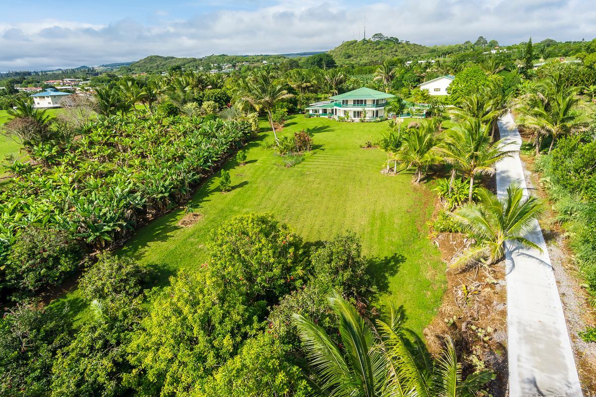 Luxury properties East Hawaii Ocean View Estate