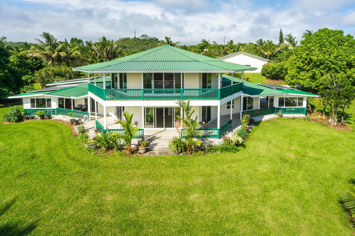 East Hawaii Ocean View Estate luxury properties
