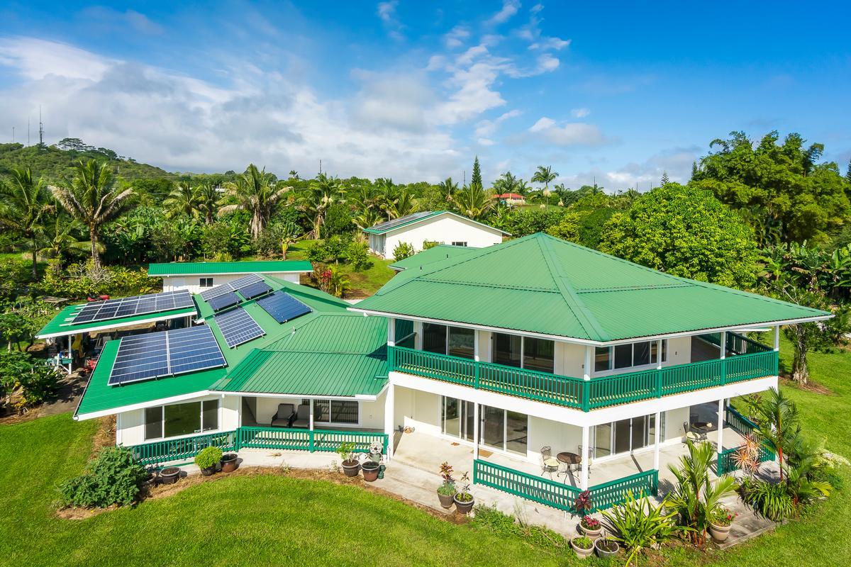Mansions East Hawaii Ocean View Estate