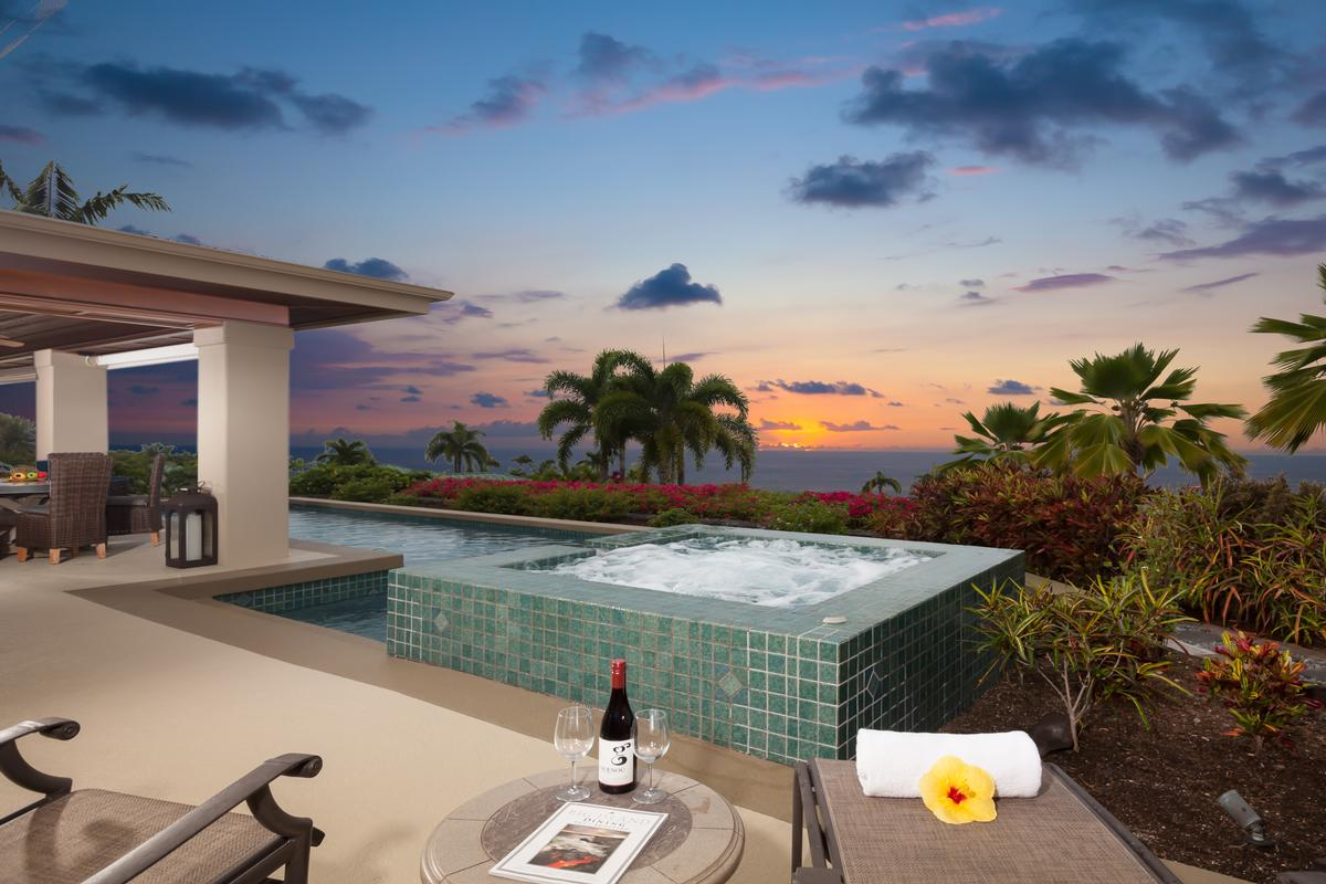Luxury homes Magnificent Bayview Estates Home in Hawaii