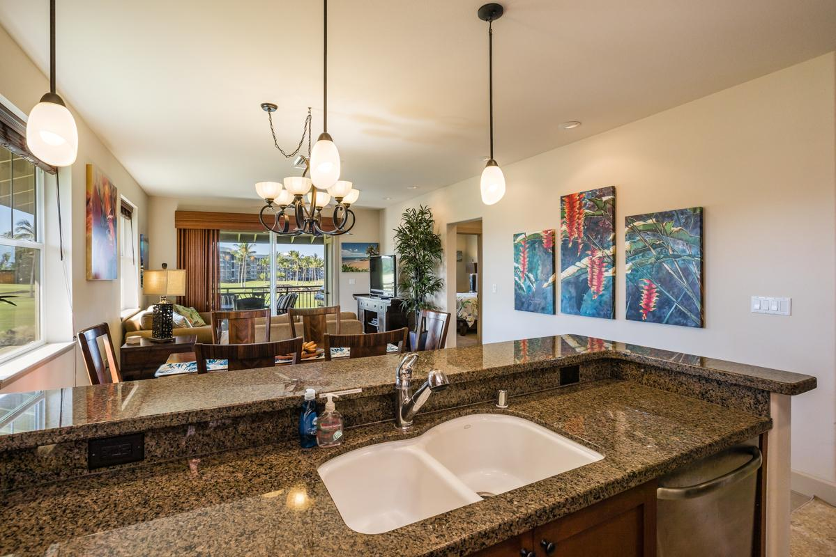 Luxury homes in Immaculate South Kohala Condo