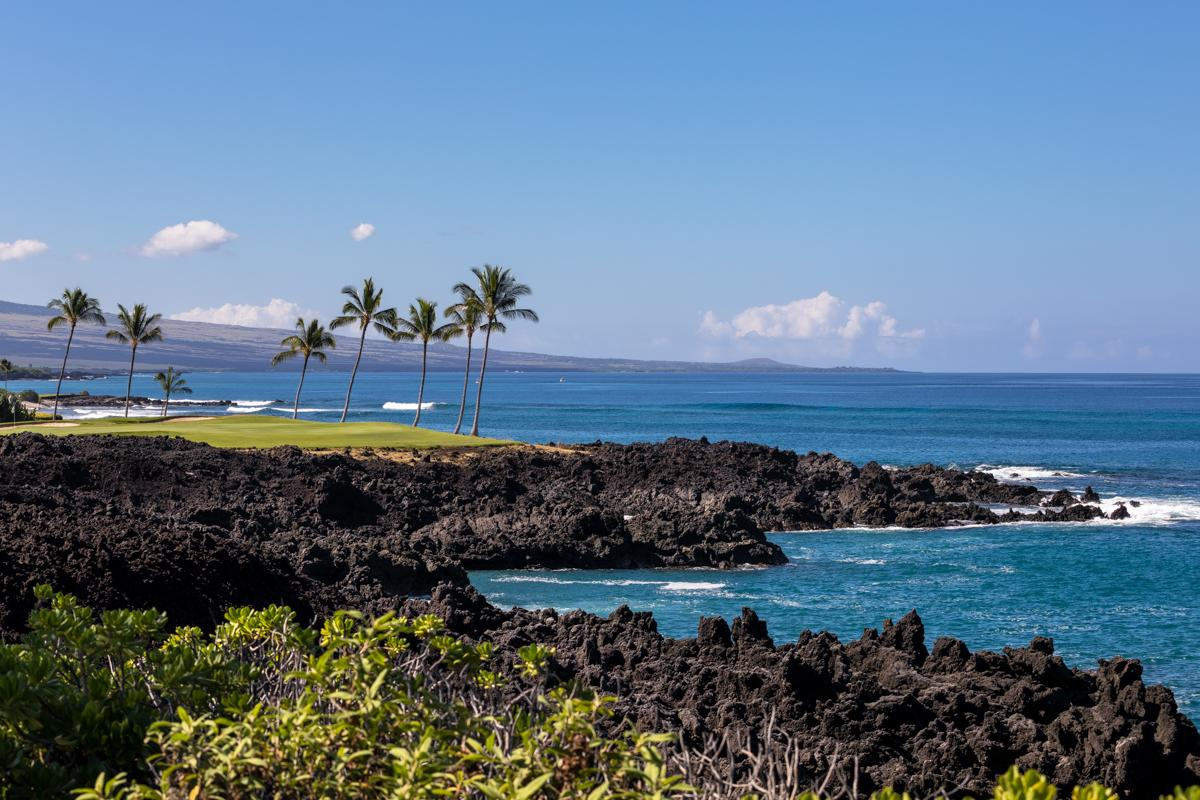 Mansions in Immaculate South Kohala Condo