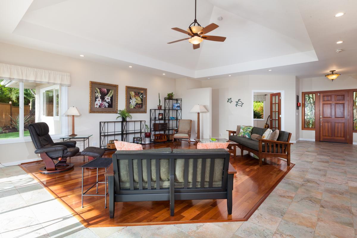 Custom Kahakai Estates Home luxury real estate