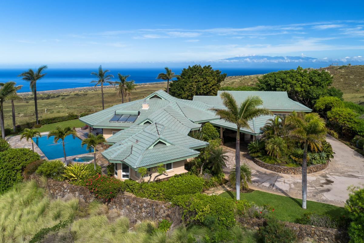 Stunning North Kohala Estate luxury properties