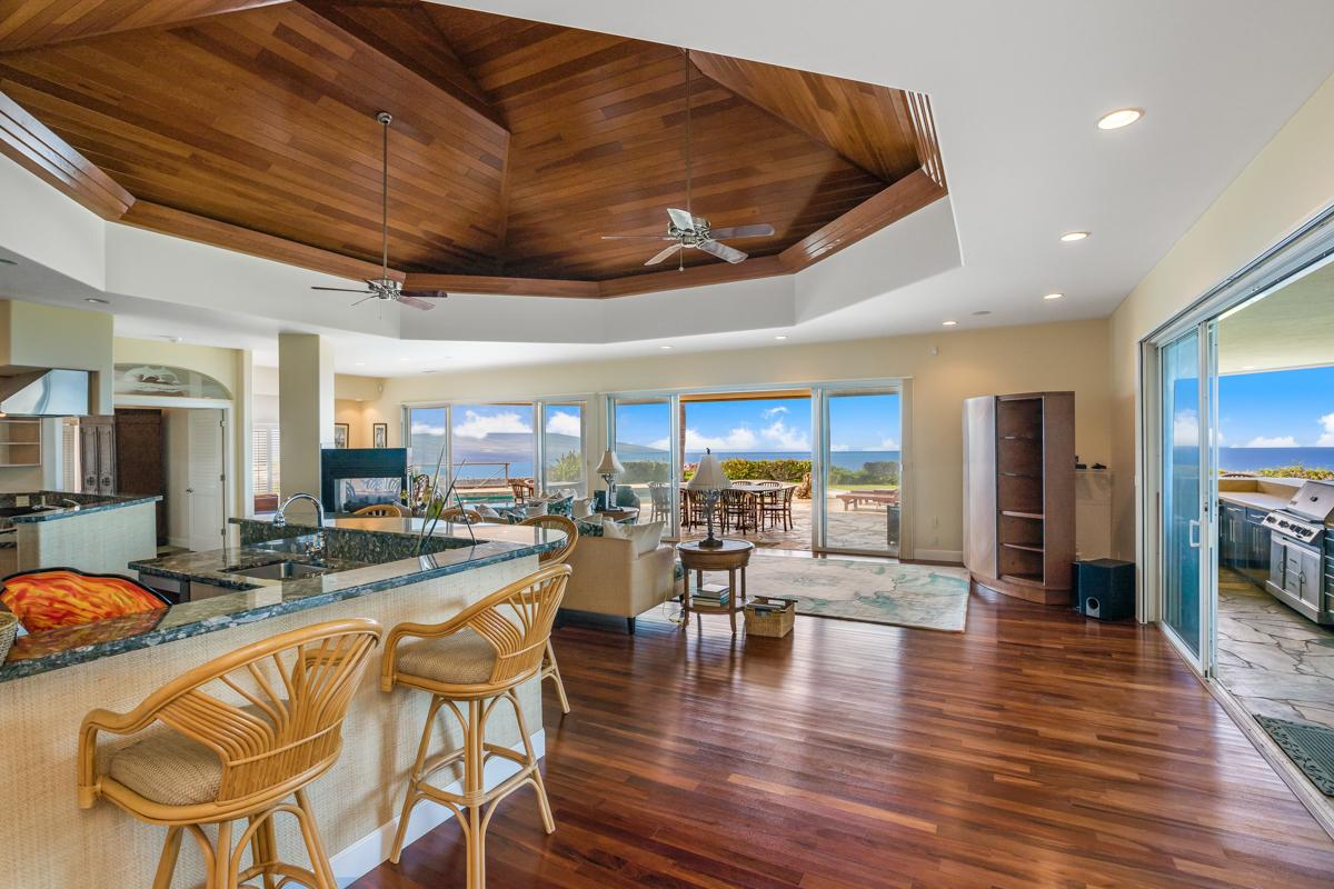 Stunning North Kohala Estate luxury real estate