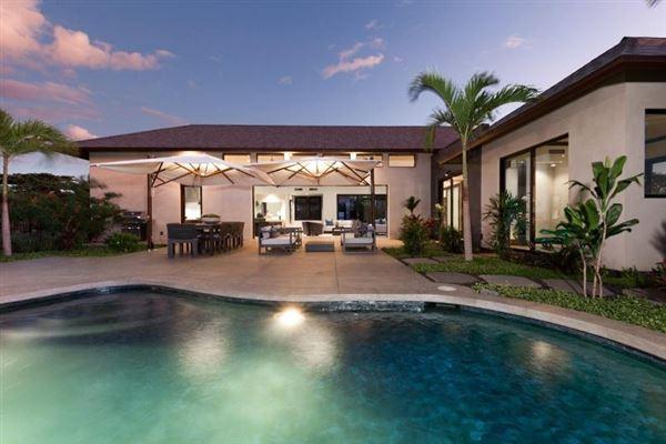 Luxury properties new-construction estate