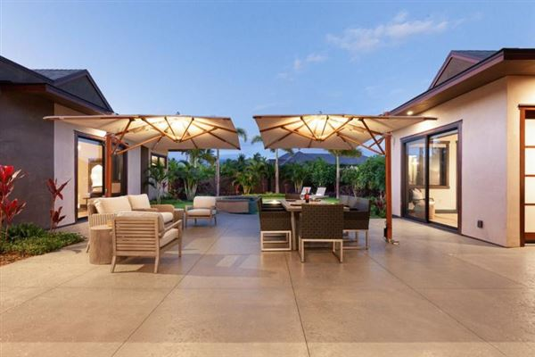 Luxury real estate Nohea at Mauna Lani