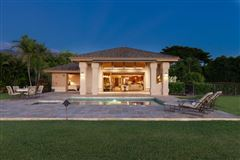 Luxury homes in