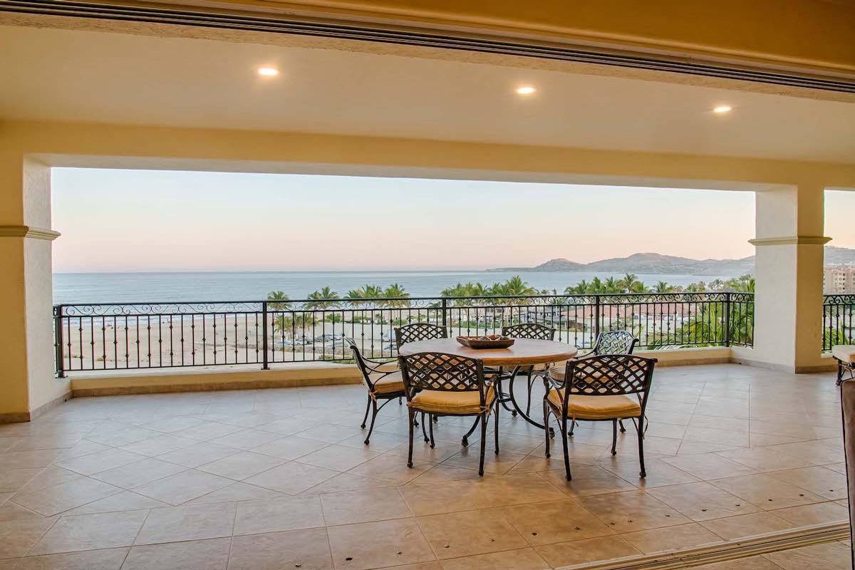 Luxury properties penthouse style beachfront condo
