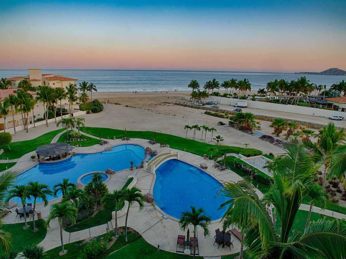penthouse style beachfront condo luxury properties