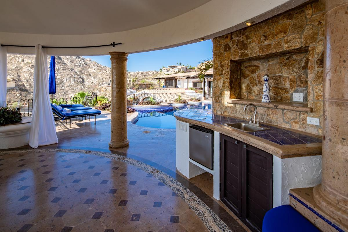 Luxury homes in Spanish Colonial in Cabo San Lucas