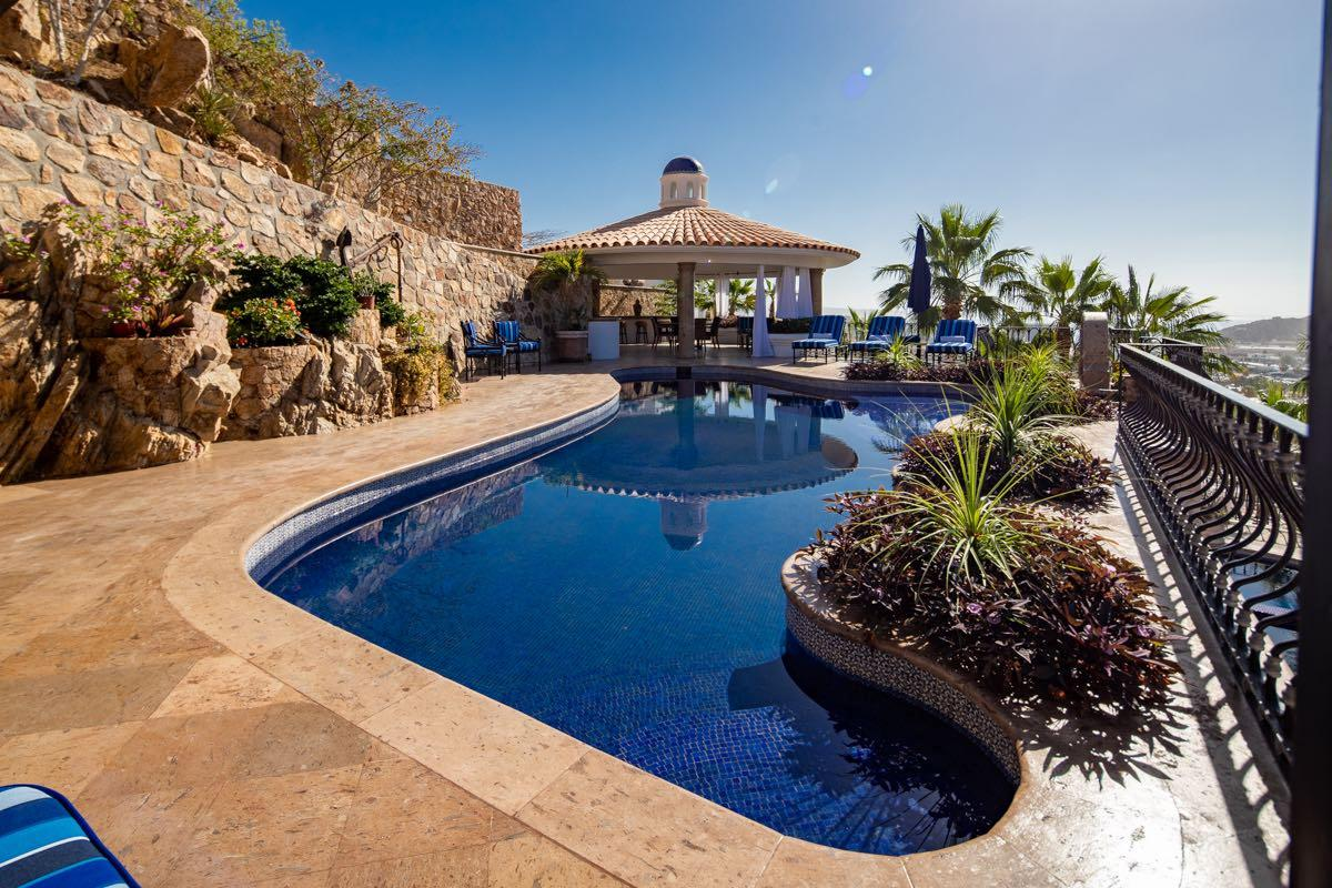 Spanish Colonial in Cabo San Lucas luxury real estate