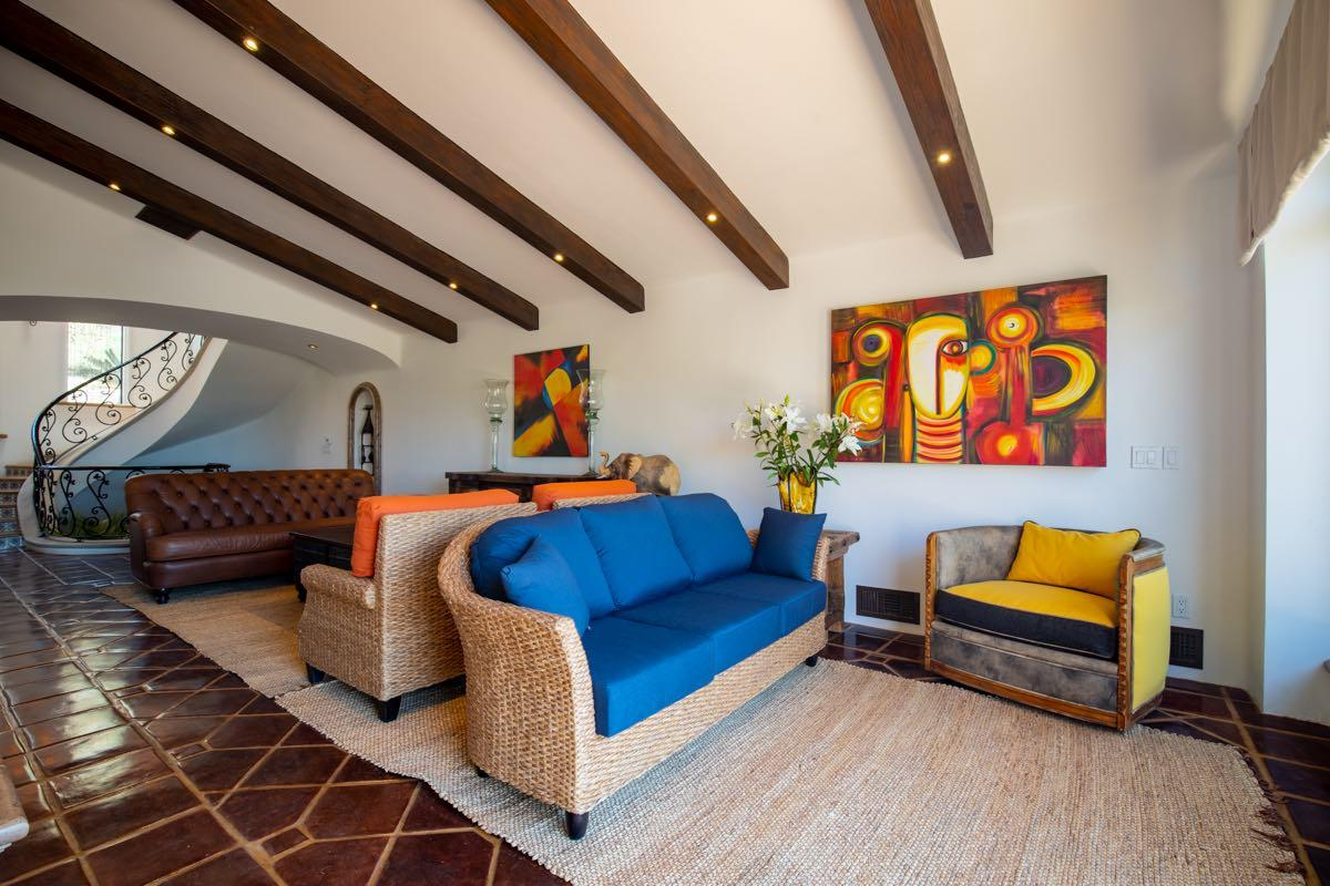 Luxury properties Spanish Colonial in Cabo San Lucas