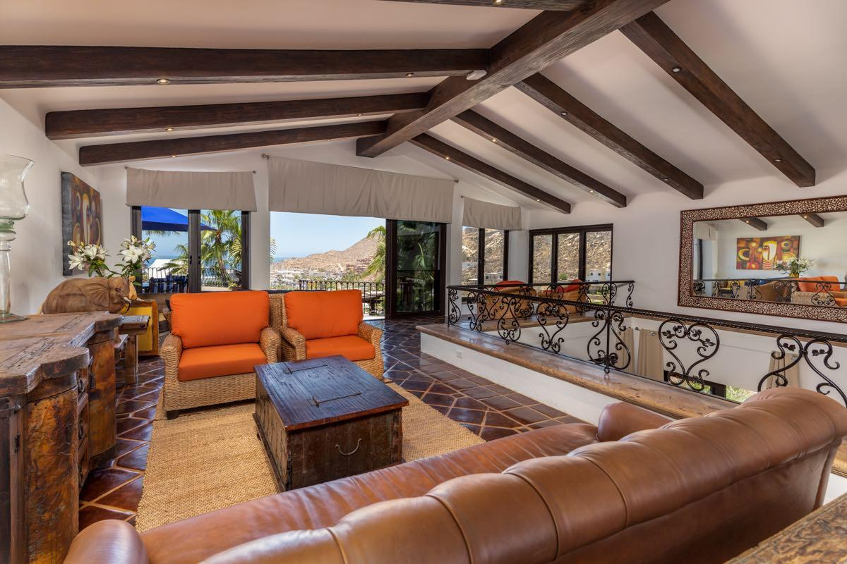 Luxury real estate Spanish Colonial in Cabo San Lucas