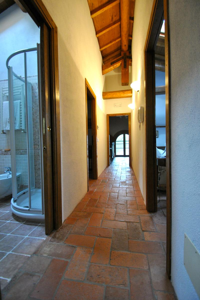 Luxury real estate Frateria of 1600 in the Florentine hills