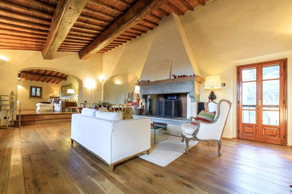 Beautiful property in panoramic position luxury real estate