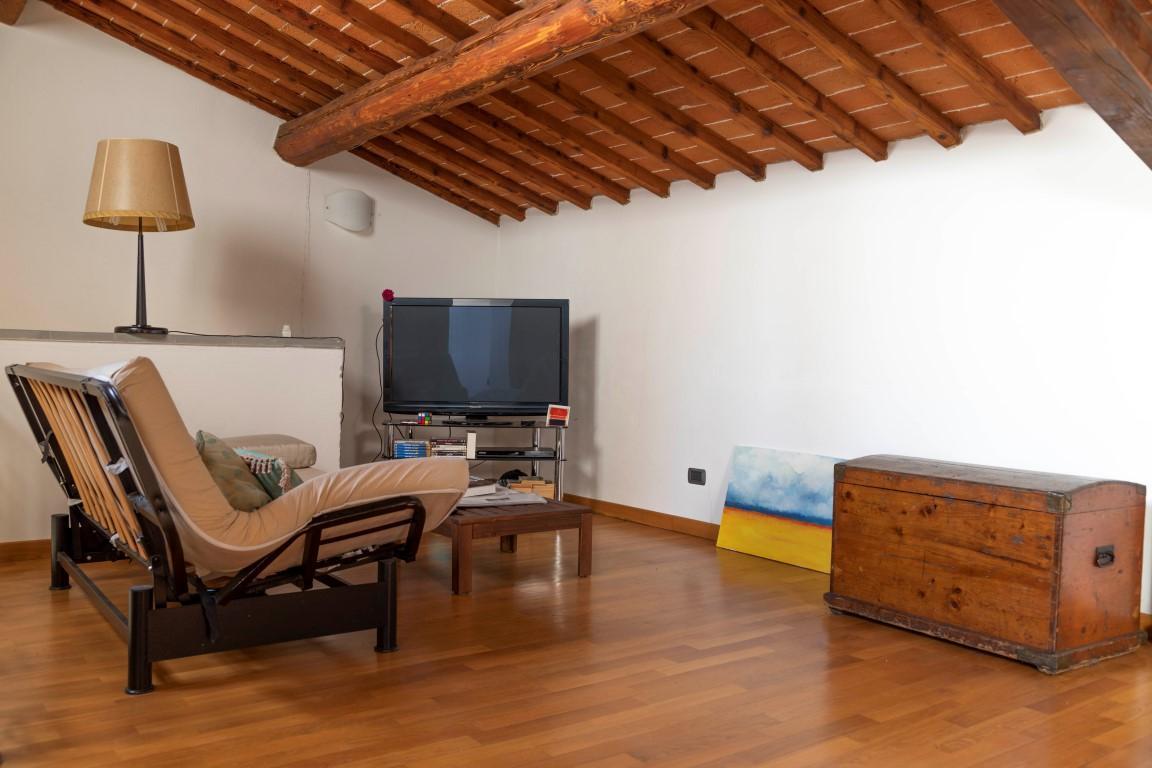Luxury real estate House near Ferrucci square