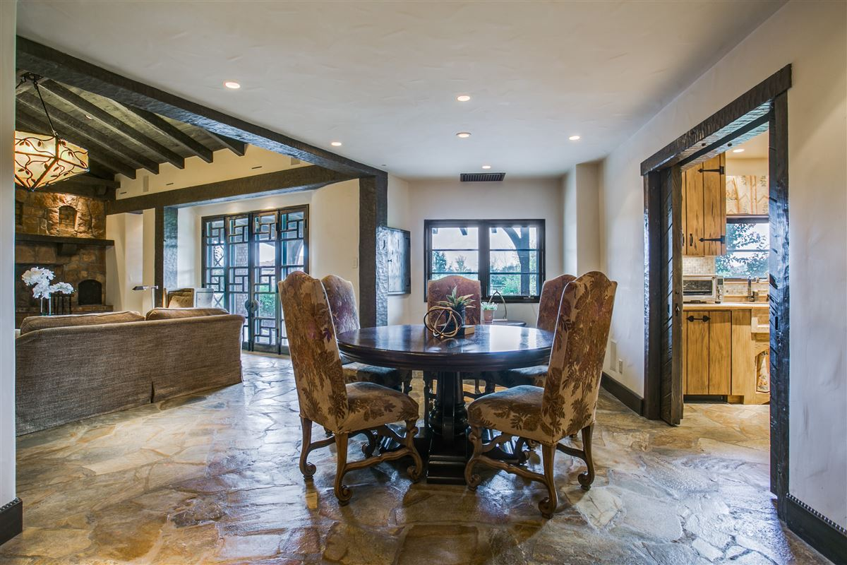 One-of-a-kind Charles Dilbeck home luxury homes