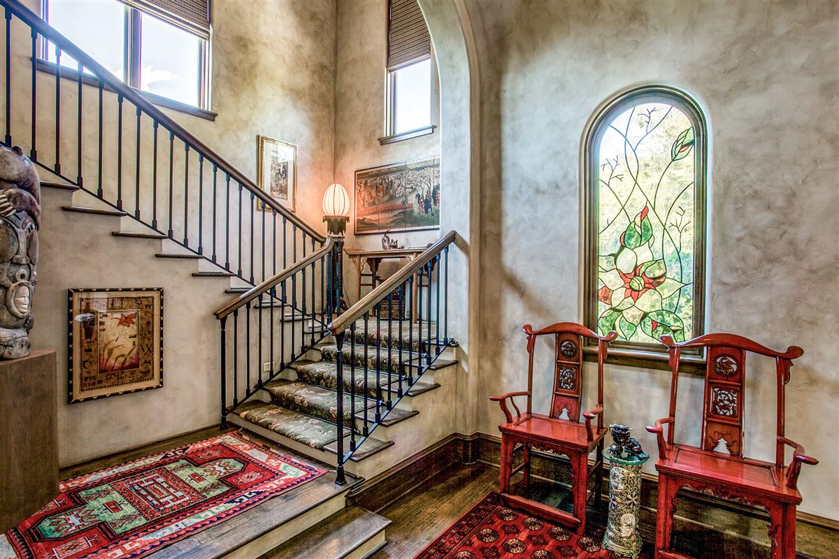 Mansions in custom home on coveted corner lot