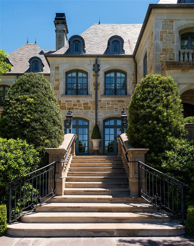 majestic highland park estate luxury homes
