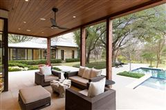 Luxury homes in modern-day design in a splendid environment