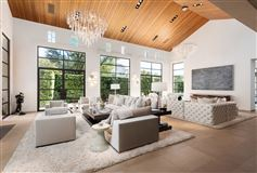 Mansions architectural contemporary stunner