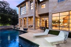Luxury properties architectural contemporary stunner