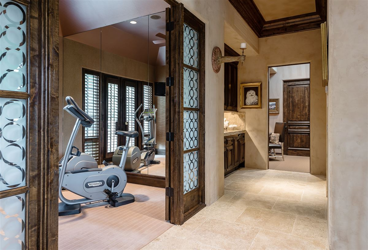 exquisite home in exclusive gated Los Arboles Community luxury real estate
