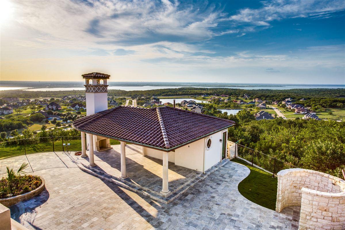 Luxury homes in an elegantly intimate Mediterranean masterpiece