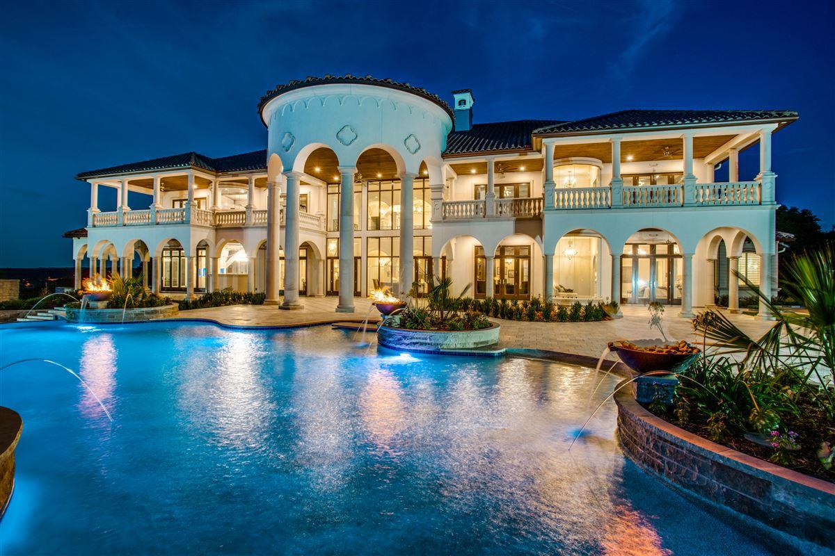 Mansions an elegantly intimate Mediterranean masterpiece