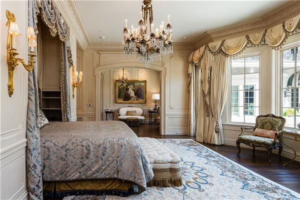 Luxury real estate one-of-a-kind French Renaissance-style masterpiece