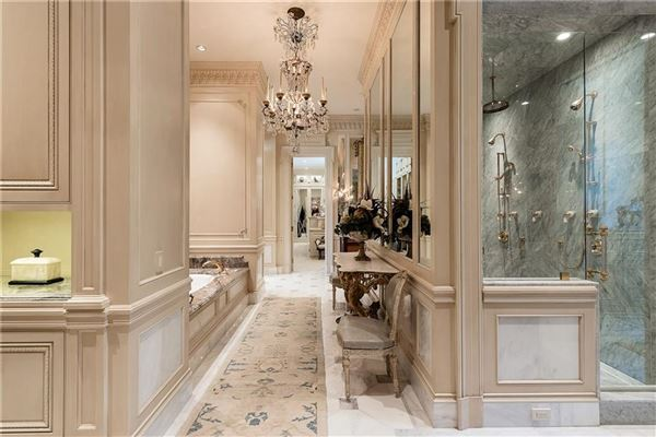 Luxury properties one-of-a-kind French Renaissance-style masterpiece