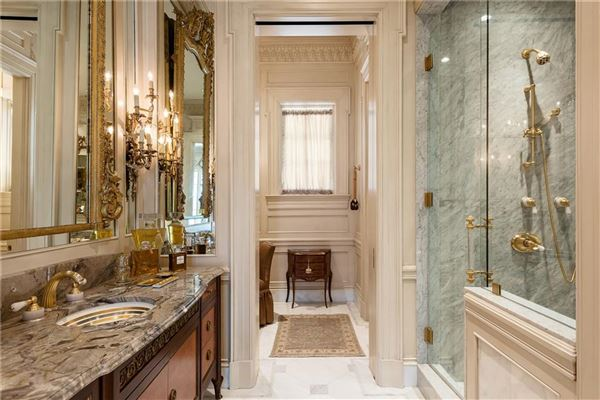 one-of-a-kind French Renaissance-style masterpiece luxury properties