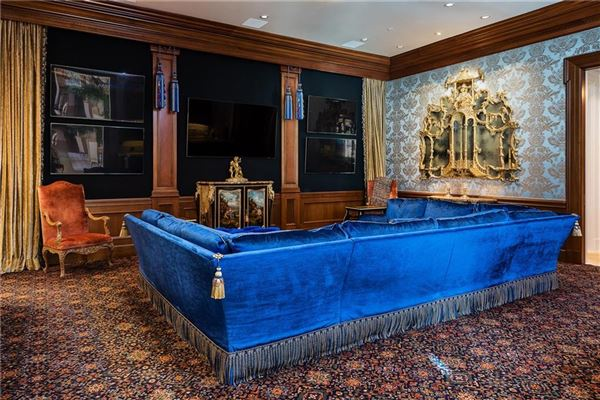 Luxury homes in one-of-a-kind French Renaissance-style masterpiece
