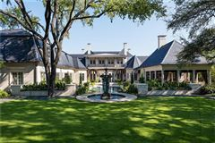 Mansions one-of-a-kind French Renaissance-style masterpiece