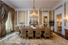 Mansions in one-of-a-kind French Renaissance-style masterpiece