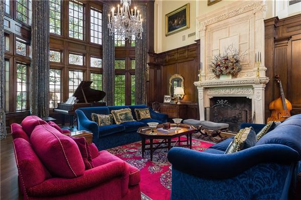exceptionally detailed home in sunnybrook estates luxury real estate