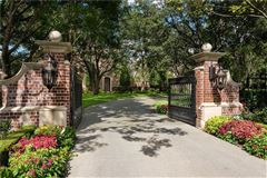 exceptionally detailed home in sunnybrook estates luxury homes