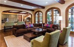 an exquisite Mediterranean villa luxury real estate