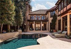 an exquisite Mediterranean villa luxury homes