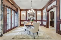 A great home for entertaining luxury properties