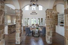 Luxury homes impressive new westlake estate