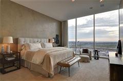Luxury homes striking 30th floor penthouse
