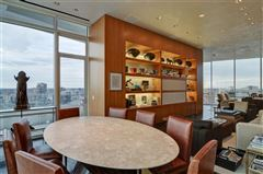 Mansions striking 30th floor penthouse