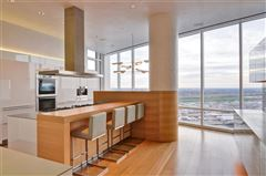striking 30th floor penthouse luxury homes