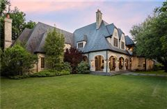 Stately Preston Hollow home luxury properties
