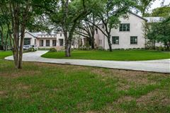 Luxury real estate new construction on three acres