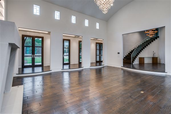 new construction on three acres luxury real estate
