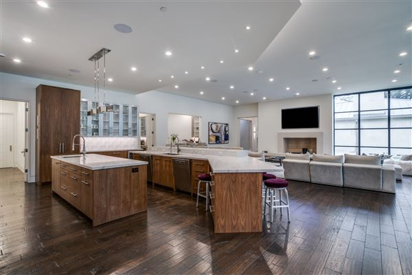Luxury homes in new construction on three acres