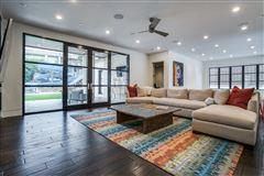 new construction on three acres luxury homes